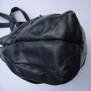 SAS Bags - THE SAS SOFT GENUINE LEATHER SHOULDER PURSE .